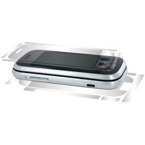BodyGuardZ Scratch-Proof Transparent Film for Motorola Cliq - Transparent Bodyguardz Scratchproof Transparent Film