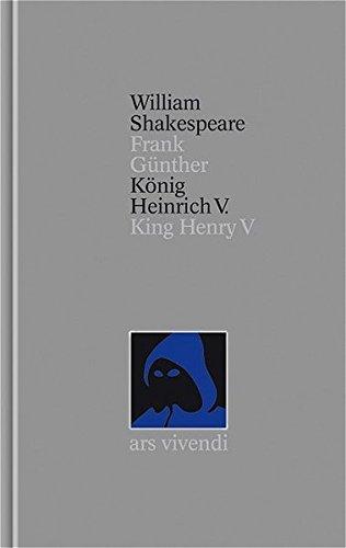 König Heinrich V. / King Henry V (Gesamtausgabe, Band 22)