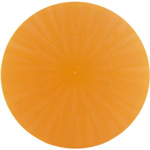 Speedball 14″ Bat Round Orange for Pottery Wheels