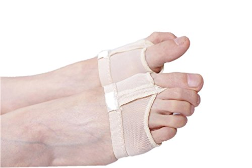 Top-RS 1 PAIR Foot tanga, balletto/Lyrical Dance Shoes nude- tutte le taglie per bambini e adulti