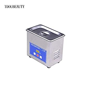 Digital Ultrasonic Cleaner Stainless Steel Model PS-06A CE New