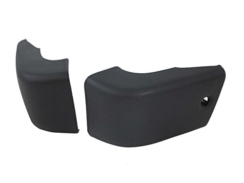 1984-1988 Toyota 4WD Pickup Front Bumper End//Cap Set=Lh /& Rh Meets or exceeds Dot and SAE standard Bundle For 1984-1989 4Runner