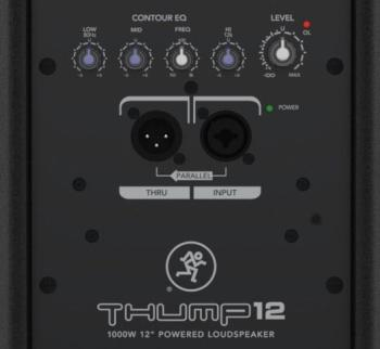 Thump12 1000W 12in Powered Loudspeaker