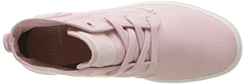 Pink Pink Femme Palladium Marshmallow Hi L77 Women's Trainers Top Pampa Lotus Free Canvas wgwxFqzA8