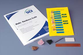 - SciEd Mohs Hardness Scale