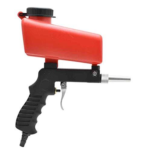 Gmgod❤️❤️Portable Gravity Sandblasting Tool Pneumatic Small Sand Blasting Machine 90psi