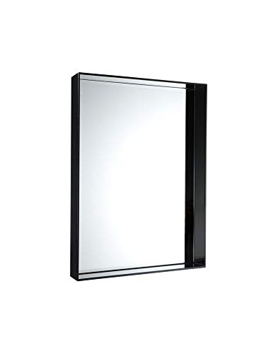 Kartell 8320/E6 Only Me Mirror by Philippe Starck, Pack of 1, Opaque -