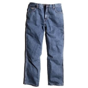55e4251a Wrangler Ohio Stonewash Comfort Fit Jeans 40 / 30: Amazon.co.uk: Clothing