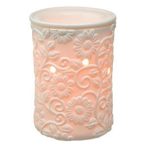 Amazoncom Flower Vine Scentsy Warmer Deluxe Home Kitchen