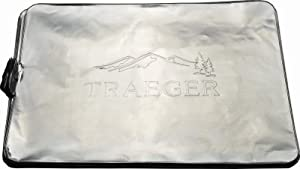 Traeger Pellet Grills BAC409 Pro 22 Series Disposable Drip Tray Liners, 5-Pk. by legendary TRAEGER PELLET GRILLS LLC