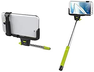 Extendable Monopod with Built in Wireless Shutter for Android & ios (VM-02)