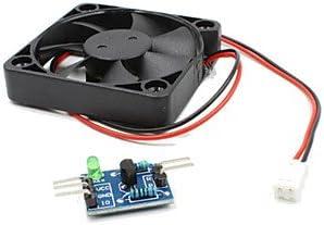 Para Arduino Kits, módulo de motor del ventilador de regulación de ...