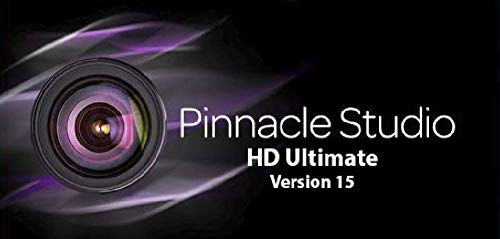 Best price pinnacle studio 15 hd ultimate collection