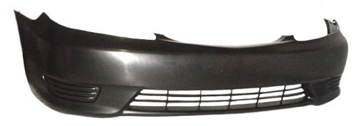 OE Replacement Toyota Camry Front Bumper Cover (Partslink Number TO1000284)