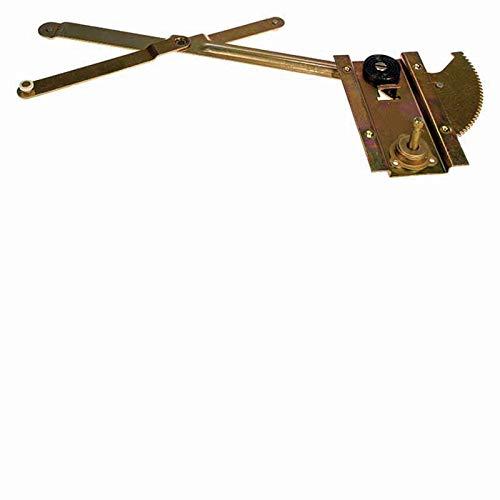 (NEW MANUAL WINDOW REGULATOR FOR CHEVY, GMC C10 PICKUP, C20 C30 K10 K20 SUBURBAN 1500 2500 K15/K1500 1964-1966 FRONT RIGHT 3833542, 752-139 )