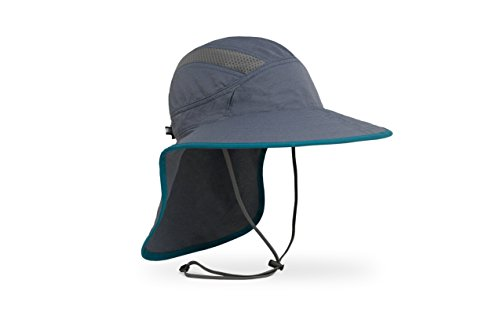 Sunday Afternoons Unisex Ultra-Adventure Hat, Cinder, Medium