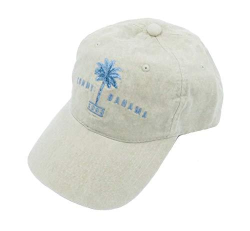 - Tommy Bahama Men's Unstructured Garment Washed Twill Baseball Cap Khaki One Size
