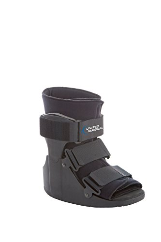 United Surgical Short Cam Walker Fracture Boot, (Cam Walker Boot)