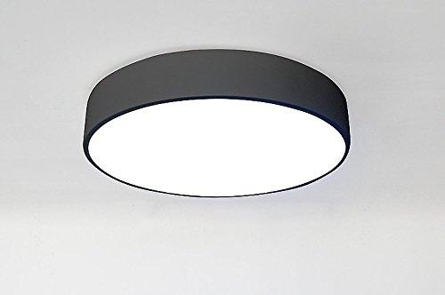 Osradmd moderno minimalista colore luci da giardino lampade da