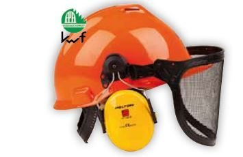 Northwood Casco Forestal, Peltor Combinación g22dor51 V1 C Casco Forestal de FPA