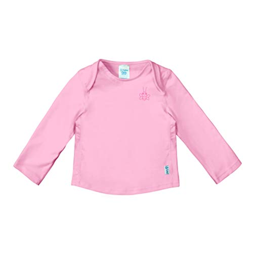 (i play. Baby Girls, Light Pink Easy-On, 12 Months)
