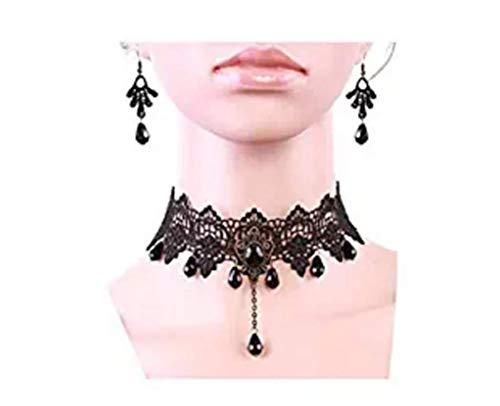 iWenSheng Halloween Costumes Jewelry for Women - Steam-Punk