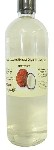 Coconut Extract - Organic Compliant 128 oz by OliveNation by OliveNation