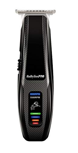 BaBylissPRO Barberology Cord/Cordless FlashFX Trimmer - Zero Gap