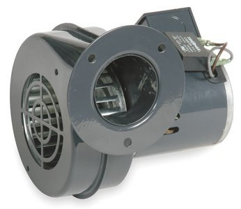 Dayton 1TDP3 Round OEM Blower with Flange
