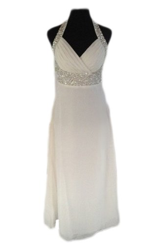 sposa abito cocktail party party Plaer sposa da Prom White da lungo sera Dress abito dress wIn0gPqn