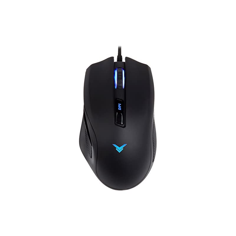 AmazonBasics Multi-color Gaming Mouse -