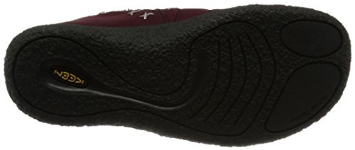 Keen Womens Howser Slipper Zinfandel