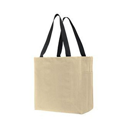 OTTO 600 Denier Polyester Carry-All Tote Bags