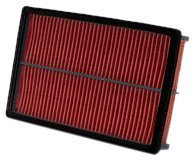 WIX Filters - 46097 Air Filter Panel, Pack of 1