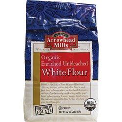 Arrowhead Mills Unbleached White Flour, 32 - Ontario Mills
