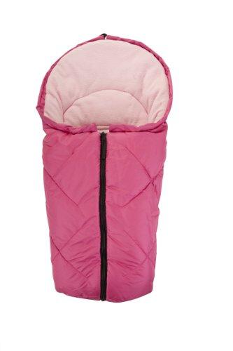 Kaiser 6534737 - Kuschelsäckchen Fleece, Farbe: pink