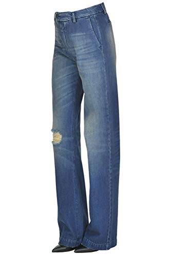 Denim Mcgldnm000004025i De Bleu Jeans Blue Blu Donna xBwg1UqWU8