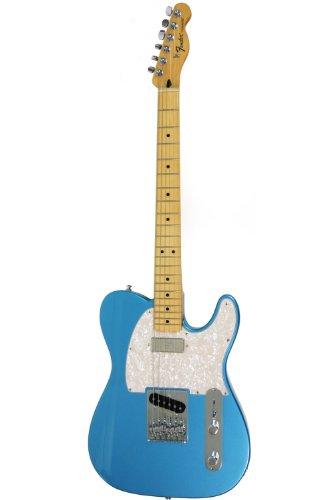 Fender Standard Tele Telecaster Mod Mini Twang Rocker Blue / White Pearl