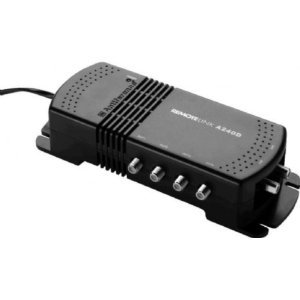 Antiference A240DLTE 4 Way Aerial Amplifier Signal Booster with 4G Filter