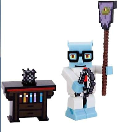Terraria Goblin Tinkerer Toy with Accessories -