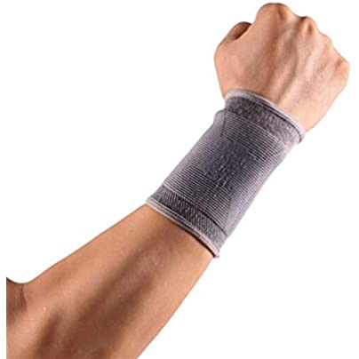HUOYAN 1Pcs Wrist Support Weight Lifting Sports Wristband Fitness Wrist Wraps For Tennis Volleyball Gym Accessories Estimated Price £17.45 -