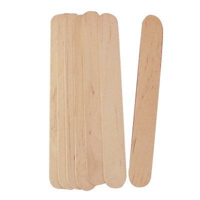 wooden spatulas waxing - 6
