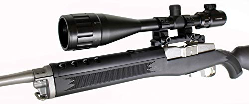 - Hunting Scope and Mount for Ruger Mini 14 Mini 30