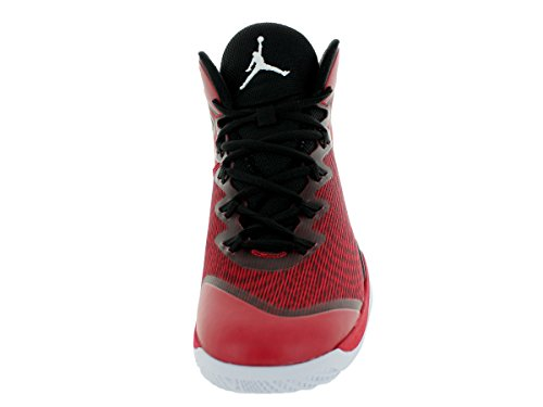 Nike Jordan Super.fly 3 - - Hombre Gym Red/ White/ Black