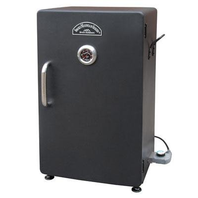 Landmann Sm 32'' Electric Smoker Black by Landmann
