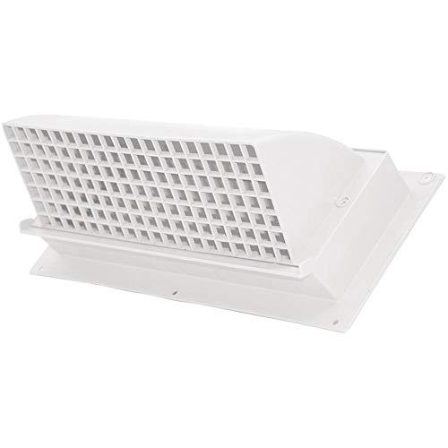 (BUILDERS BEST 111873 Nemco(R) WC310 Heavy-Duty Plastic Range Hood Vent (White))