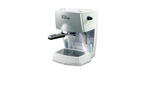 Gaggia Viva Bianca - Cafetera de espresso: Amazon.es: Hogar