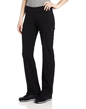 Women's Back Beauty Straight Leg Pant