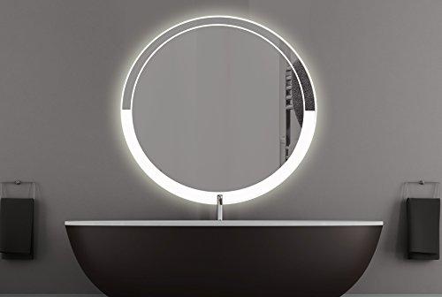 Charkiw Runder Spiegel Mit Led Beleuchtung Badspiegel Zimmer Spiegel