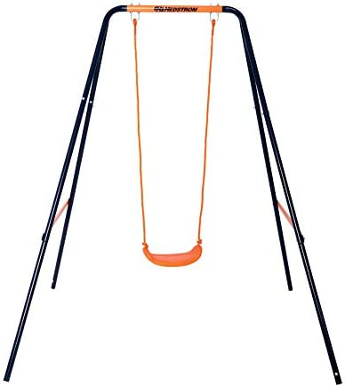 Hedstrom M08655-02 Single Swing, Blue Orange